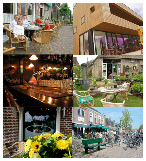 horeca in Eastermar